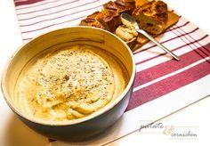 Caviar d'aubergine aux olives noires No Salt Recipes, Vegan Recipes, Caviar D'aubergine, Those Recipe, Vegan Vegetarian, Peanut Butter, Food Porn, Appetizers, Cooking
