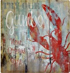 Try the gumbo!   #South #Southern