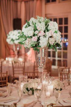 wedding centerpiece idea; featured photographer: Shaun Menary Photography