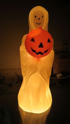halloween ghost blow ups