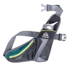 Lightweight Kettle Waist Pack Pack Bag Hip Money Hydration Belt For Men Women Outdoor Sports Running Cycling * You can get additional details at the image link.