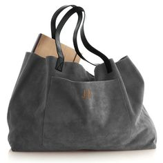 Suede Boho Bag | Mark and Graham