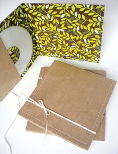 organically Classic, handmade CD case only $8.00