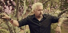 Guy Fieri, Fired Up: The Food Network King, With a Massive New Deal, Pushes for More Restaurant Relief Food Network Restaurants, Food Network Recipes, Guy Fieri, The Hollywood Reporter, Dog Signs, Wine Country, Tv Shows, The Past, King
