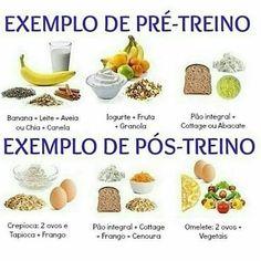 Esempi di pre-allenamento e post-allenamento. - Pré e Pós Treino - Dieta Healthy Recepies, Healthy Diet Tips, Healthy Meal Prep, Healthy Life, Healthy Eating, Healthy Breakfast Snacks, Sports Food, Gym Food, Vegan Life
