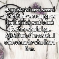 19 Of The Most Shocking Things Overheard At Funerals