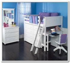 Kids Storage Loft Bed - http://colormob5k.com/kids-storage-loft-bed-11137/