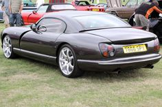 TVR Cerbera - Knebworth House Classic Car Show August 2009...