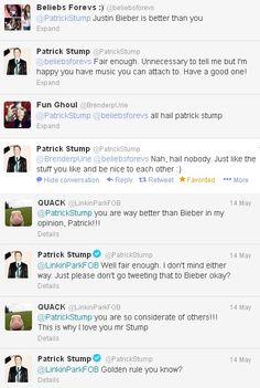 Oh Patrick.