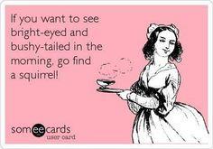 Haha! #mornings #humor #laughter