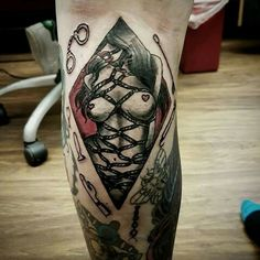 Are absolutely bondage and tattoo