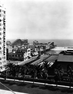 Old Long Beach Pike.