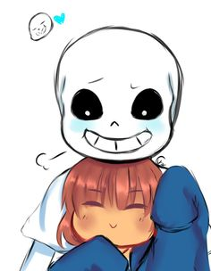 """<< PART 1    PART 3 >> IF YOU FLIP THE 4TH PANEL, IT READS LIKE SANS IS CALLING FRISK A """"HO"""" FOR LEAVING. I apologize if the dialogue seems a bit scrambled since my time with this ..."""