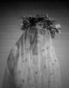 ☫ A Veiled Tale ☫  wedding, artistic and couture veil inspiration - Maja Malou Lyse