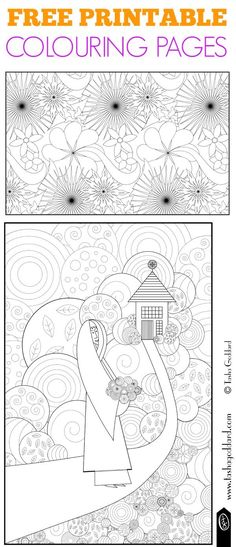 We love family colouring and have had some great evenings colouring in on a super piece of fabric I got from Ikea with fabric pens and now we can all do colouring in as a fab relaxing screen free activity.  Free printable coloring pages for adults and kids!