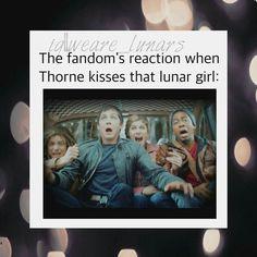 Meine Reaktion!!!