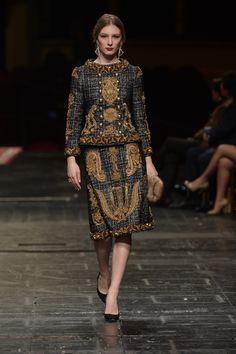 Défilé Dolce & Gabbana Alta Moda Haute Couture printemps-été 2016 73