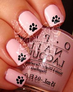 Love the paws!