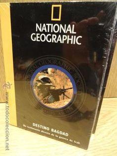 DESTINO BAGDAD. TESTIMONIO DIRECTO DE LA GUERRA DE IRAK. ED / NAT. GEOGRAPHIC. DVD PRECINTADO.