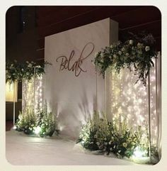 See these elegant wedding decorations. 402 See these elegant wedding decorations. Wedding Reception Backdrop, Wedding Stage Decorations, Backdrop Decorations, Wedding Table Centerpieces, Wedding Backdrops, Wedding Stage Design, Wedding Aisles, Centerpiece Flowers, Engagement Decorations