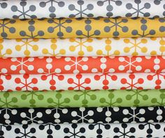 Comma quilt or craft fabric bundle by Zen Chic for by fabricshoppe, $22.00