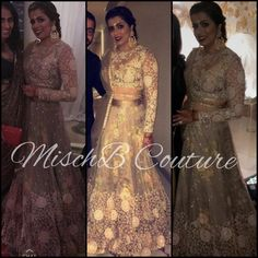 Lehenga by misch b couture