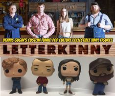 This page is for displaying my Custom Funko Pop! Letterkenny Problems, Vinyl Figures, Action Figures, Clue Party, Custom Funko Pop, Redneck Girl, Bwwm, Nerd Love