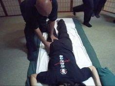 Shiatsu treatment for Sciatica 2