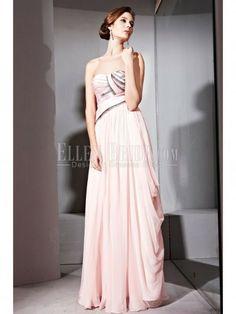 Sheath/Column Sweetheart Floor-length Tencel Malay Satin Luxury Evening Dresses