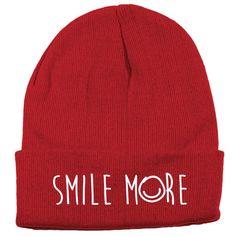 Smile More - Unisex Beanie