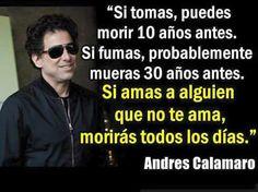 Andrés Calamaro.