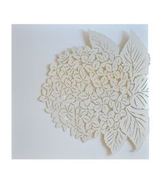 Hydrangea Invite - Wedding Invitations by Paper Orchid Stationery