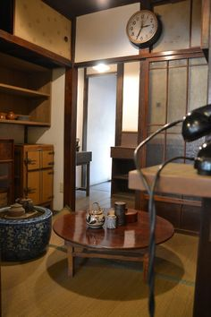 Japanese old room