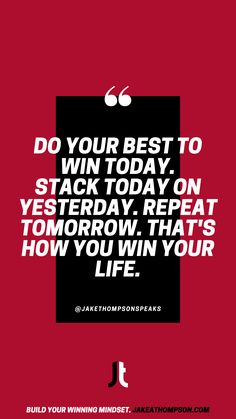 Our success is dependent on our ability to take tiny steps every day and stack them consistently ontop of each other. Compete every day. Leadership Games, Tiny Steps, Silly Questions, Good Employee, Slow Burn, To Strive, Keynote Speakers, Do Your Best, Growth Mindset