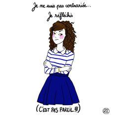 #Nuances #upset #fille #drawing #dessin