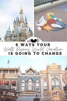 6 ways your Walt Disney World Vacation is Going to Change. These temporary changes at Walt Disney World will be part of the new normal as Disney Parks tackle safety issues across park properties. From temperature checks to cashless purchases. Disney World Honeymoon, Walt Disney World Vacations, Disney Travel, Disney Parks, Disney World Secrets, Disney World Tips And Tricks, Disney Tips, Disney Annual Pass, Disney Resort Hotels