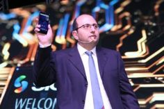 The castle hosts the launch of the first mobile phone in Egypt It will be News Sico The Egyptian company for industries of silicon