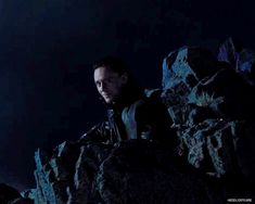 Smirking Loki. Nice. - someone get Loki some popcorn. He looks like he needs it!