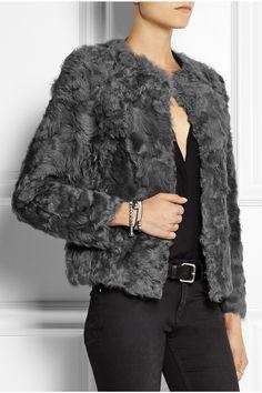 Ravn|Shearling jacket|NET-A-PORTER.COM