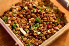 Linzen Salade - Fitbeauty