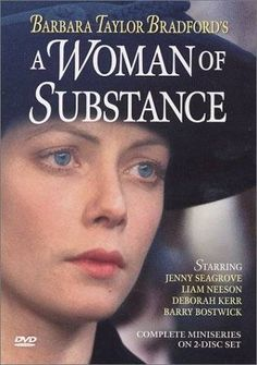 """""""A Woman of Substance"""" by Barbara Taylor Bradford"""