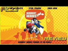 """Deadbeat Heroes Review """"Buy, Wait for Sale, Rent, Never Touch?"""""""