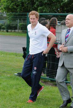 Prince Harry ,May 29, 2014