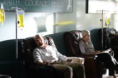 'Breaking Bad' Final Episodes Images.  Walt's cancer - cause of it all.     ..rh