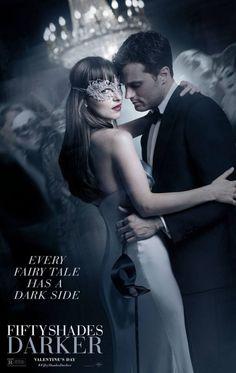 Das neue Poster zu Fifty Shades of Grey Teil 2.