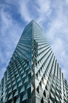 A New Contribution to Beijing's Skyline The recently completed Beijing Greenland Center stands as a new landmark in China's capital city. Located between Beijing's historic core and its largest international airport, the 260-meter-tall tower anchors...