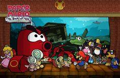Paper Mario: BoA Chapter 7 by ChetRippo