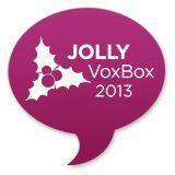 The Jolly VoxBox Badge - It's a holly, Jolly VoxBox! - Influenster.com