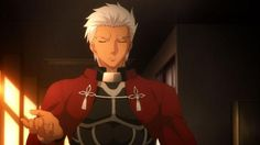 Archer is April 13th, 2015 is Man Crush Monday! What do you like about Fate/stay Night?