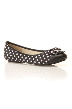 Zumba 6 Ballet Flat In Black.  Me and my love of cute flats...
